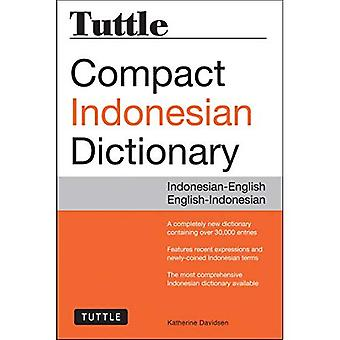 Indonesian Dictionary Tuttle Compact: Indonésien-anglais anglais-indonésien