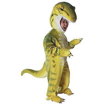 T-Rex Tyrannosaurus Dinosaur Dino Prehistoric Book Week Toddler Boys Costume