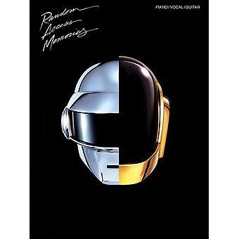 Daft Punk  Random Access Memories by Edited by Music Sales