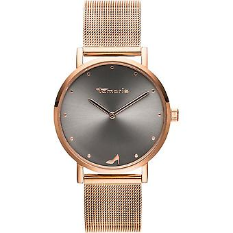 Tamaris - wristwatch - Anda - DAU 36mm - rose gold - ladies - TW041 - rose anthraciteh