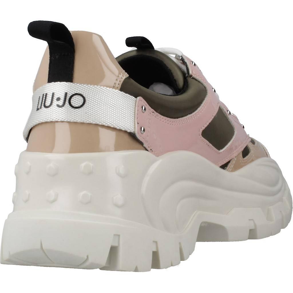 Liu-jo Sport / Wave 01 Olivepink Shoes