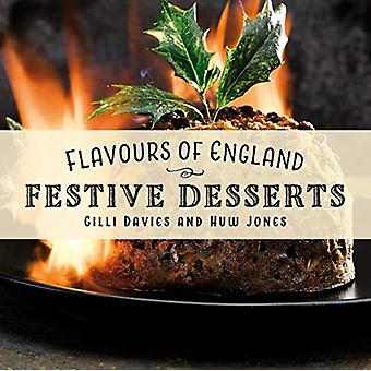 Flavours of England Festive by Gilli Davies