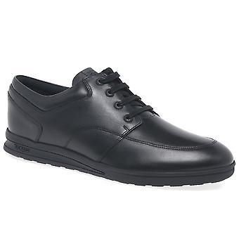 Retrocessos do laço Troiko Lightweight Mens sapatos