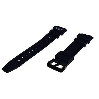 Authentic casio casio watch strap for aqw-100-1avw