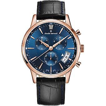 Claude Bernard - Watch - Men - Classic Chronograph - 01002 37R BUIR