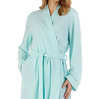 Slenderella HC3300 Women's Cotton Robe Dressing Gown