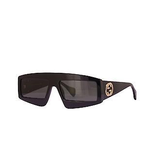 Gucci GG0358S 001 Black/Grey Sunglasses