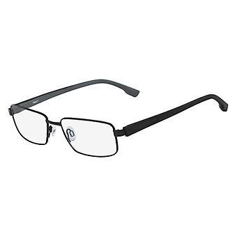 Flexon E1043 001 Black Glasses