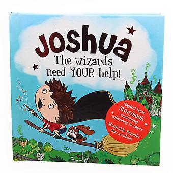 Geschichte & Heraldik magischen Namen Storybook - Joshua
