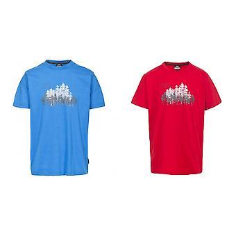 Overtreding Mens Router Short Sleeve T-Shirt