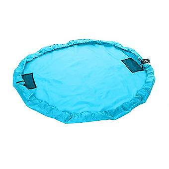 Aqua Kids Waterproof Portable Toy Tidy Storage Bag Play Drawstring Bag Play