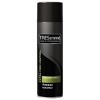 Tresemme tres two extra hold aerosol hairspray, 11 oz