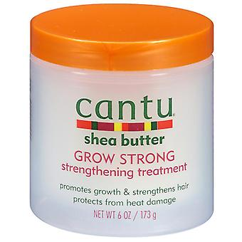 Cantu shea butter grow strong hair strengthening treatment, 6.1 oz