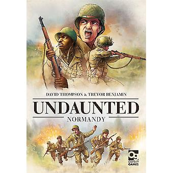Undaunted Normandy Board Game