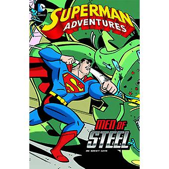 Superman Adventures - Men of Steel by Paul Dini - Rick Burchett - Terr