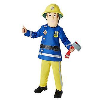 消防士サム。サイズ: 小