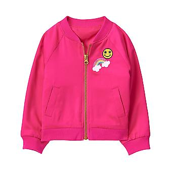 Crazy 8 Toddler Girls' Her Li'l Satin Bomber