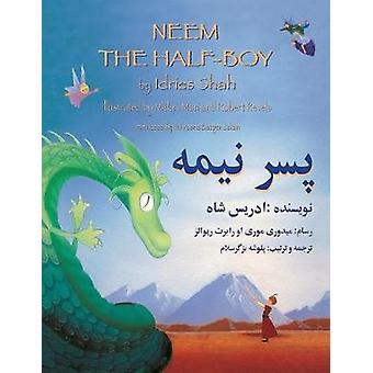 Neem the HalfBoy EnglishDari Edition by Shah & Idries