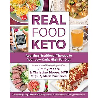Real Food Keto van Jimmy Moore