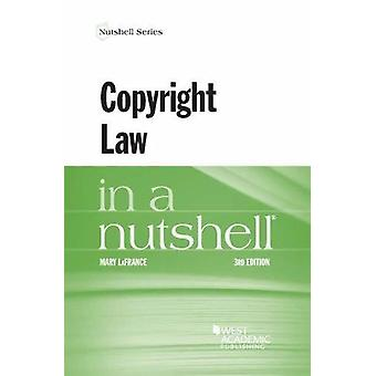 Copyright Law in a Nutshell by Mary LaFrance - 9781634603041 Book