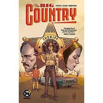The Big Country by Quinton Peeples - 9781643378053 Book