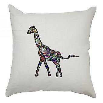 Animal Cushion Cover 40cm x 40cm - Giraffe