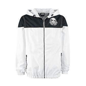 Official Star Wars Stormtrooper Windbreaker Jacket