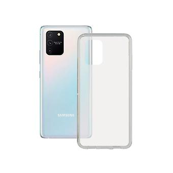 Mobile Phone Case with TPU Edge Samsung Galaxy S10 Lite Contact Flex