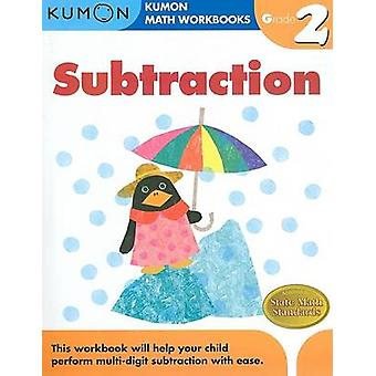 Grade 2 Subtraction by Kumon