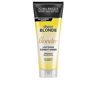 John Frieda Sheer Blonde Acondicionador Aclarante Blond haar 250 Ml Unisex