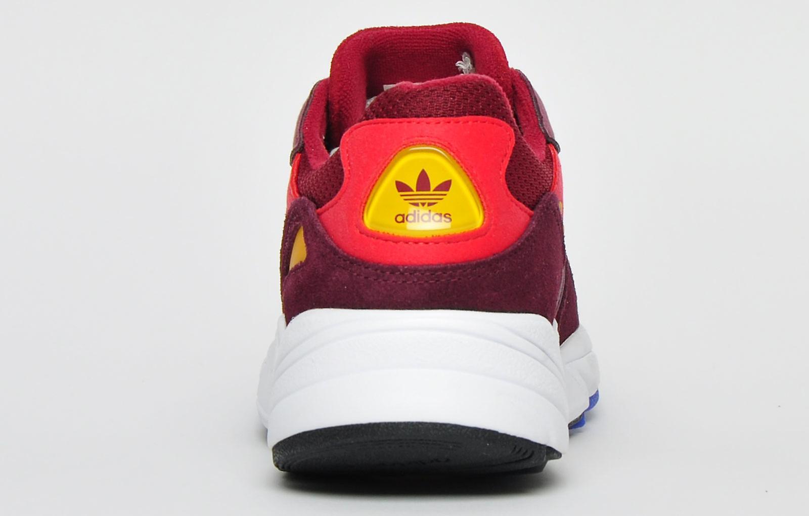 Adidas Originals Yung-96 Junior Burgundy / Maroon Gold