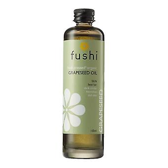 Fushi Wellbeing Organic Grapeseed Oil 100ml (F0010420)