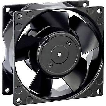 EBM Papst 3650 Axiale ventilator 230 V AC 76 m³/h (L x W x H) 92 x 92 x 38 mm