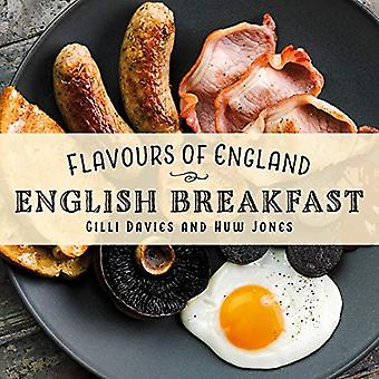 Flavours of England - English Breakfast by Gilli Davies - 978191265496