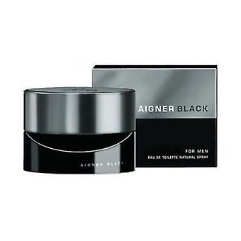 Aigner Parfums - Schwarze Männer - Eau De Toilette - 125ML