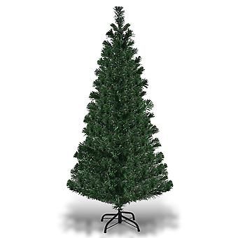 5FT Artificial Fiber Optic Christmas Tree Xmas Light Decoration New