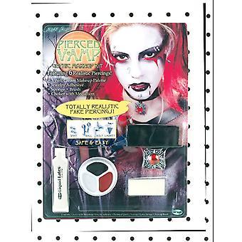 Gjennomboret Goth karakter Kits vampyr
