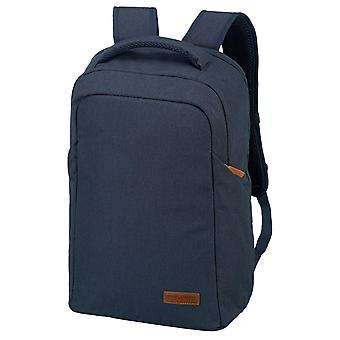 travelite Basics Safety Backpack 46 cm, Bleu