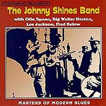 Johnny Shines - Masters of Modern Blues [CD] USA import