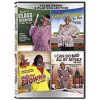 Tyler Perry-Quad (lecture) / import Class Reunion [DVD] é.-u. de Madea's
