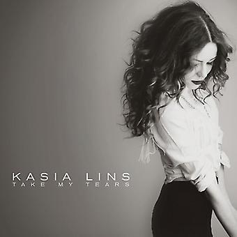 Kasia Lins - Lins Kasia-Take My Tears [CD] USA import