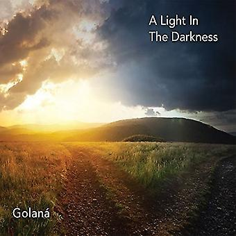 Golana - Light in the Darkness [CD] USA import