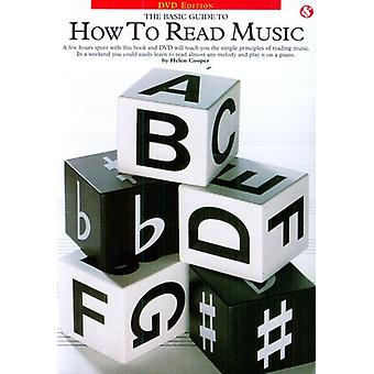 How to Read Music [DVD] USA import