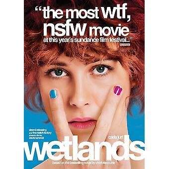 Wetlands [DVD] USA import