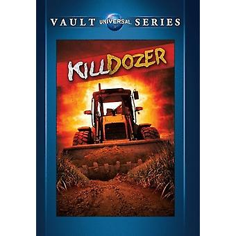 Killdozer [DVD] USA import
