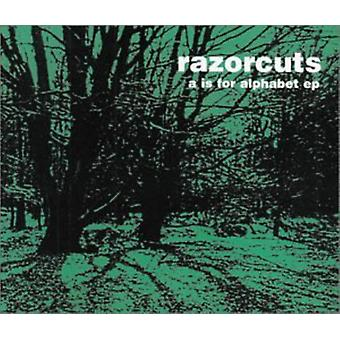 Razorcuts - Is for Alphabet [CD] USA import