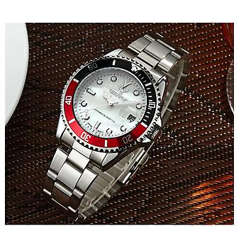 Genuine Deerfun Homage Watch Black Red Silver White Date Watches Top Quality
