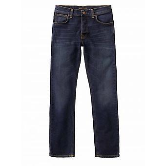 Nudie Jeans Grim Tim Ink Navy Jean