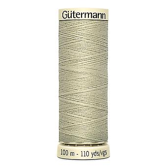Gutermann Sew-all 100% Polyester Thread 100m Hand and Machine Colour Code  - 503