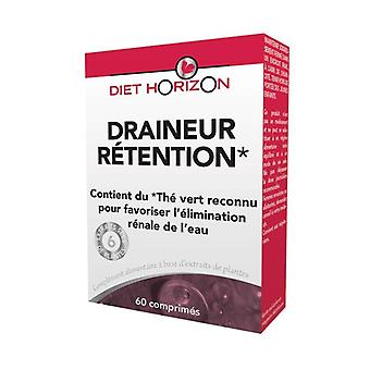 Retention Drainer 60 tablets